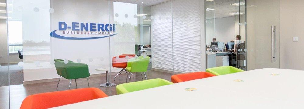 D-Energi Business Complex